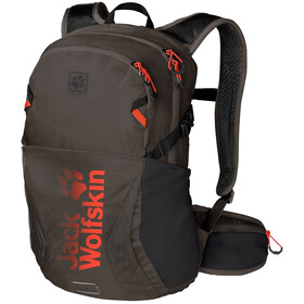 Jack Wolfskin Moab Jam 18 Backpack brownstone